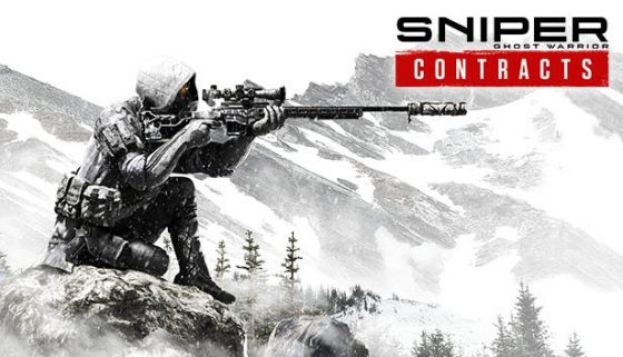 Sniper-Ghost-Warrior-Contracts-logo-560x321 Sniper Ghost Warrior Contracts - PlayStation 4 Review