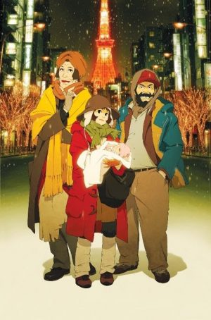 GKIDS Announces Re-release Of Satoshi Kon's Classic TOKYO GODFATHERS