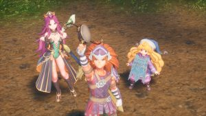 An Official New Trials of Mana Trailer Spotlights Duran and Angela!
