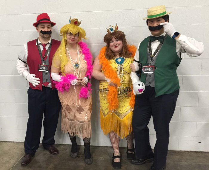 1920s-Mario-Characters-@storyducks-@guiltycaptain-700x572 Ohayocon 2020 Post-Show Field Report