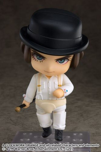 Alex-DeLarge-GSC-1-333x500 The Classics Never Die! Nendoroid Alex DeLarge from 'Clockwork Orange' is now available for pre-order!