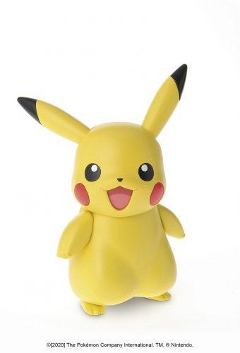 pokemon Bluefin & Bandai Announce New POKÉMON Character Model Kits