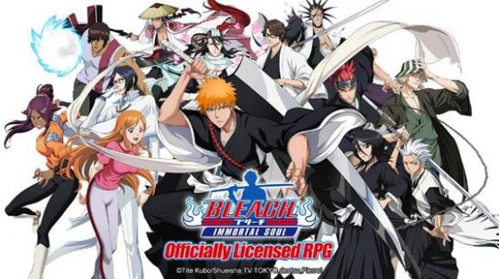 Bleach-Immortal-Soul-RPG-SS-1-560x314 Bleach: Immortal Soul Announced as Authentic New Official Mobile RPG