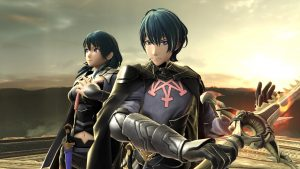 Byleth From the Fire Emblem Series Joins the Roster of Super Smash Bros. Ultimate!
