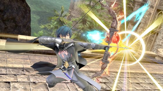 Byleth_Main_1-560x315 Byleth From the Fire Emblem Series Joins the Roster of Super Smash Bros. Ultimate!
