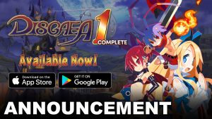 Disgaea 1 Complete is Now Available on Mobile!
