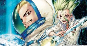 Dr. Stone Review – Reinventing the Wheel Times 100 billion!