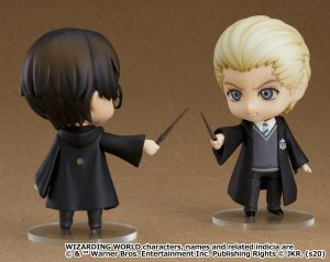 More Harry Potter Nendoroids Make their Debut! Draco Malfoy is now available for pre-order!
