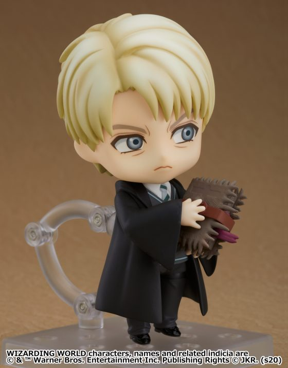 Draco-Malfoy-GSC-1-560x444 More Harry Potter Nendoroids Make their Debut! Draco Malfoy is now available for pre-order!