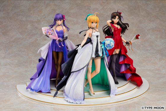 Fate-Premium-GSC-5-560x373 Rin Tohsaka ~15th Celebration Dress Ver.~, Sakura Matou ~15th Celebration Dress Ver.~ and MORE are Now Available for Pre-Order