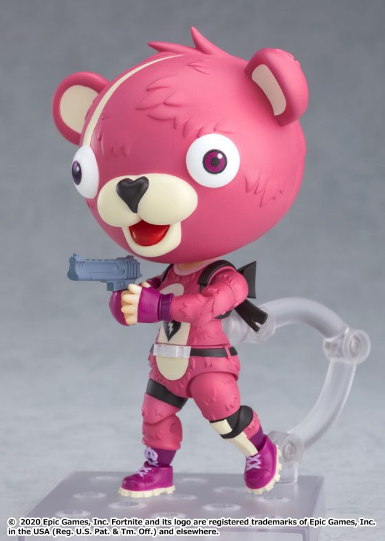 CuddleGSC-1-356x500 Nendoroid Cuddle Team Leader is now available for pre-order!