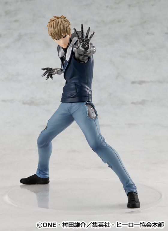 Genos-One-Punch-Man-GSC-5-333x500 The S-Class Hero Demon Cyborg has Arrived! POP UP PARADE Genos is now available for pre-order!