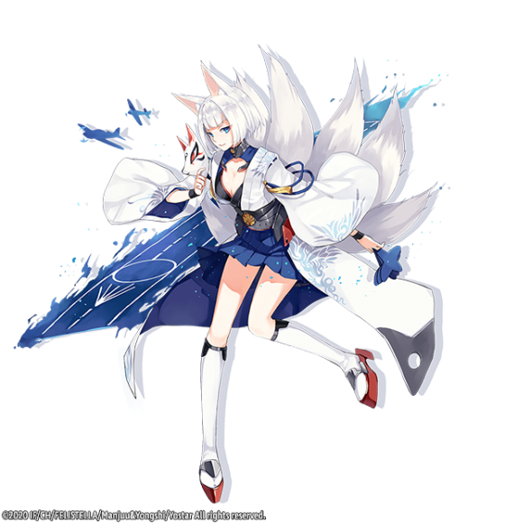 Azur-Lane-SS-1 Upcoming Idol Saratoga & 5 Other Kanzen Have Been Revealed in AZUR LANE: CROSSWAVE!