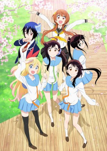 Nisekoi-False-Love-SS-1 NISEKOI Series Confirmed for Complete Blu-ray Set Release in Spring 2020!