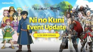 Ni no Kuni Collaboration Update for Netmarble's Lineage 2: Revolution Now Live!