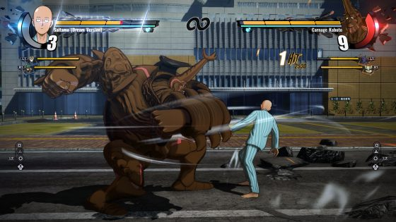 One-Punch-Man-a-Hero-Nobody-Knows-SS-2-560x315 ONE PUNCH MAN: A HERO NOBODY KNOWS Now Available on PlayStation 4, Xbox One and PC