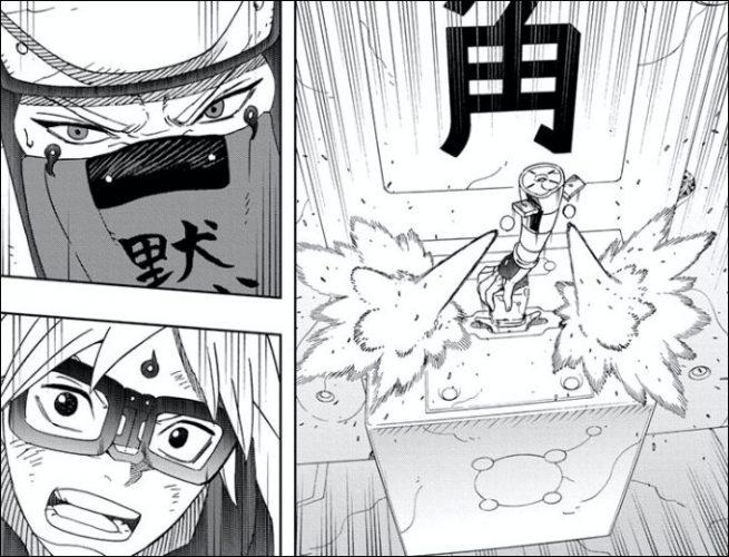"Samurai-8-Hachimaru-Den-33-Wallpaper-655x500 Samurai 8: Hachimaru Den (Samurai 8: The Tale of Hachimaru) Chapter 33 Manga Review - ""Nick of Time"""