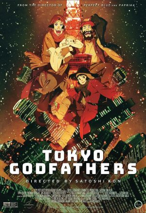 Satoshi Kon's TOKYO GODFATHERS Returns To Theaters Nationwide On 3.9 and 3.11