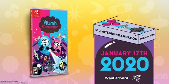 Wayforward-Day-Limited-Run-560x284 WayForward Day Featuring Vitamin Connection and More Coming to Limited Run Games