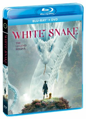 GKIDS and Shout! Factory Officially Announces the Release of the White Snake DVD+BLU-RAY Combo Pack + More for February 4th!