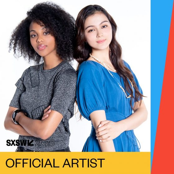 CAROLE-TUESDAY-Social-Media-Post-Black-Logo-560x560 The Duo Returns CAROLE & TUESDAY to perform at SXSW (South by Southwest)!