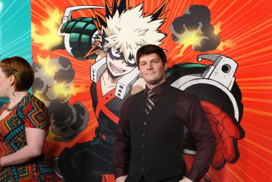 MyHeroAcademiaHeroesRising_Class1-A Boku no Hero Academia the Movie 2: Heroes:Rising (My Hero Academia: Heroes Rising) Movie Review + Red Carpet Premiere Photos - Going Beyond Plus Ultra!