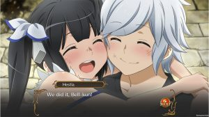 Is It Wrong to Try to Pick up Girls in a Dungeon? Infinite Combate Doesn't Know How to RPG...