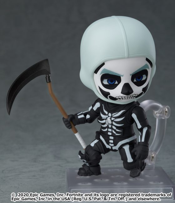 Fortnite-Skull-GSC-SS-1-560x650 From beyond… Nendoroid Skull Trooper is Now Available for Pre-Order!
