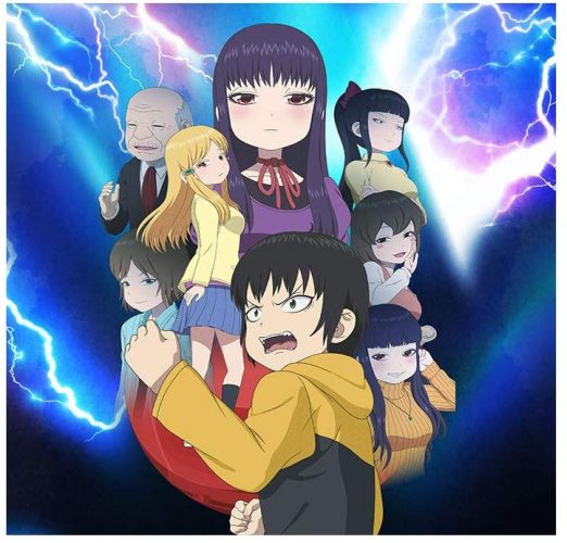 Hi-Score-Girl-II-Wallpaper-522x500 High Score Girl II Review – Love and Arcade Games