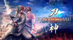 KATANA KAMI: A Way of the Samurai Story DLC IS NOW AVAILABLE FOR SALE!