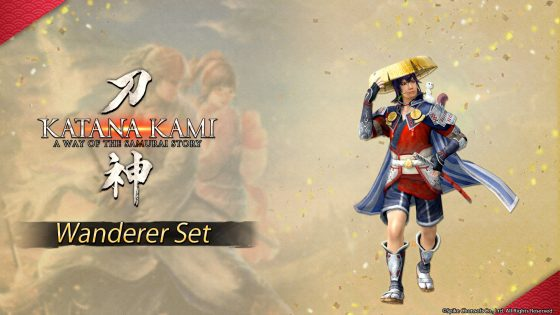 Katana-Kami-SS-1-560x311 KATANA KAMI: A Way of the Samurai Story DLC IS NOW AVAILABLE FOR SALE!