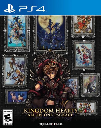 Kingdom-Hearts-III-Logo-560x289 Kingdom Hearts All-In-One Package Arrives March 17 on PlayStation 4