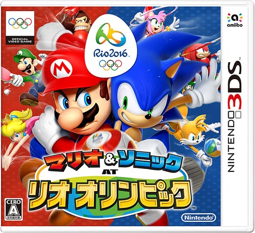 Mario-Sonic-AT-Rio-Olympic-game Mario & Sonic at the Olympic Games Retrospective