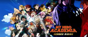 """My Hero Academia: Heroes Rising"" Will Hit Theaters Across North America February 26, 2020"