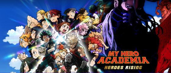 "My-Hero-Academia-Heroes-Rising-1-560x239 ""My Hero Academia: Heroes Rising"" Will Hit Theaters Across North America February 26, 2020"