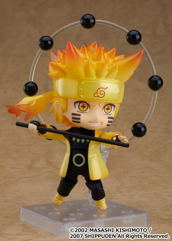 Naruto-GSC-SS-1-560x560 Get Your Shurikens Ready! Nendoroid Naruto Uzumaki: Sage of the Six Paths Ver. is Now Available for Pre-Order!