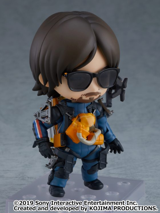 Nendoroid-Death-Stranding-GSC-1-560x474 DEATH STRANDING Nendoroids?! Sam Porter Bridges: Great Deliverer Ver. and Nendoroid Sam Porter Bridges is Now Available for Pre-Order!