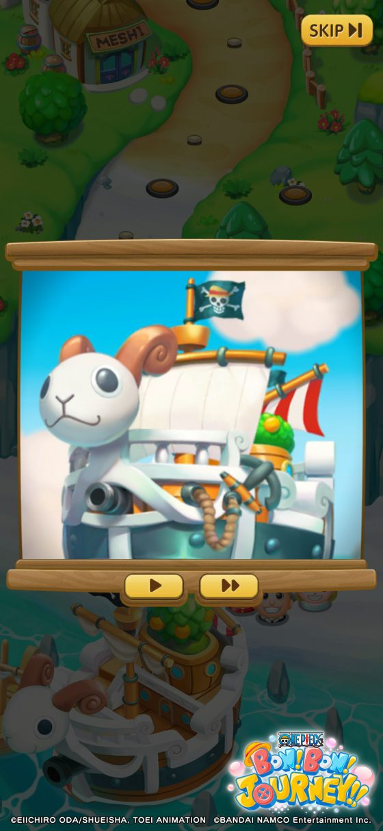 One-Piece-Bon-Bon-deco_Windmill-Village2_en-560x467 ONE PIECE BON! BON! JOURNEY!! Sails Onto iOS and Android Devices Later This Year!