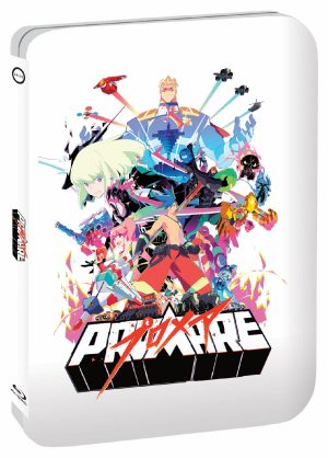 Studio TRIGGER's Worldwide Hit 'PROMARE' on Blu-ray+DVD, SteelBook & Digital This May from GKIDS, Shout! Factory