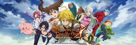 Seven-Deadly-Sins-Grand-Cross-SS-1-560x187 The Seven Deadly Sins: Grand Cross Launches on March 3 for iOS and Android