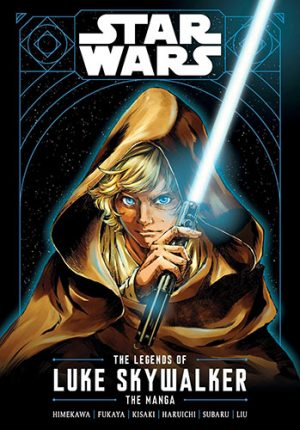 Star Wars: The Legends of Luke Skywalker—The Manga Manga Review