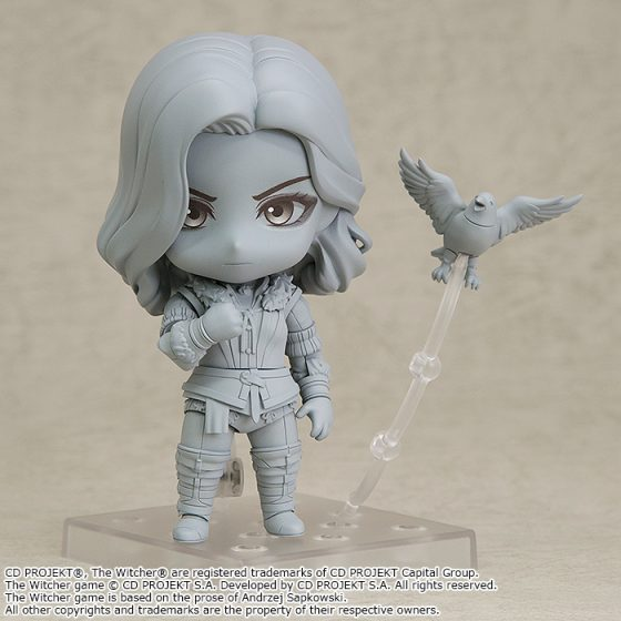 Geralt-Nendoroid-GSC-SS-2-560x401 Nendoroid Geralt is Now Available for Pre-Order and Nendoroid Yennefer is Revealed at Wonder Festival 2020(Winter) in Japan!