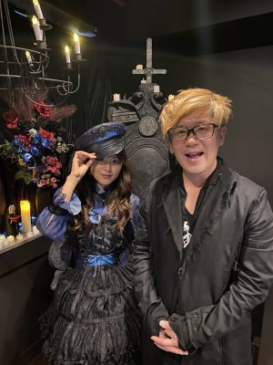 [Honey's Anime Interview] Hirooka Naoto from Fashion Brand h.NAOTO