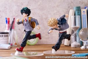 Pre-Order NOW! POP UP PARADE Izuku Midoriya and POP UP PARADE Katsuki Bakugo Are Available!