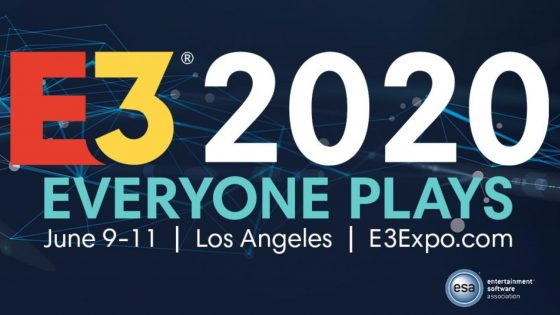 E3-2020-Cancel E3 2020 Reportedly Cancelled..Yikes..