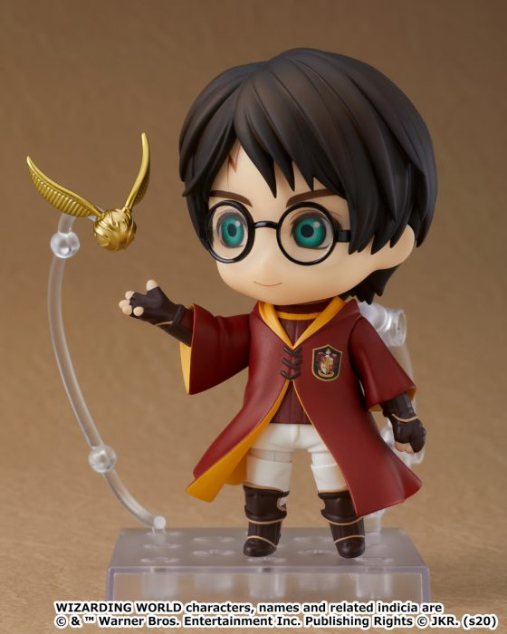 Harry-Potter-Quidditch-GSC-2-400x500 Nendoroid Harry Potter: Quidditch Ver. and Nendoroid Shizue (Isabelle) Are Now Available for Pre-Order!