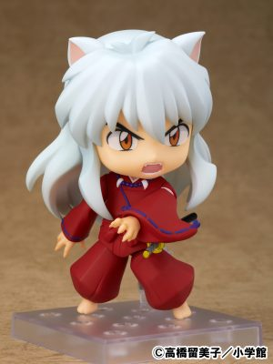 Nendoroid's Inuyasha and DRAGON QUEST XI: Echoes of an Elusive Age The Luminary are Now Available for Pre-Order!