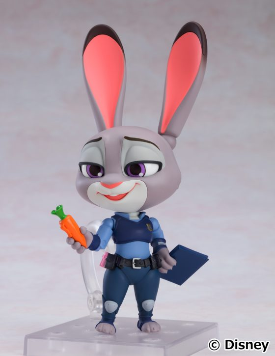 Judy-and-Nick-GSC-SS-1-560x433 Nendoroid Judy Hopps and Nendoroid Nick Wilde are Now Available for Pre-Order!