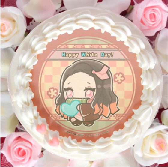 Kimetsu-no-Yaiba-White-Day-SS-1-560x357 The BEST Way to a Woman's Heart? Beautiful Kimetsu no Yaiba (Demon Slayer: Kimetsu no Yaiba) Cakes for White Day!