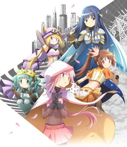 Magia-Record-Gaiden-Wallpaper-433x500 Does Magia Record's Story Suffer from Being a Mobile Game Adaptation? - Magia Record: Puella Magi Madoka Magica Side Story